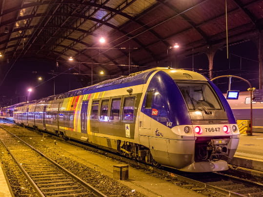 Station Taxi gare Auxerre
